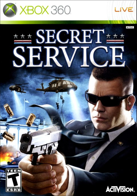 Secret Service: Ultimate Sacrifice (Xbox360)