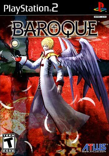 [Top 10] Os 10 Melhores Jogos de RPG Ps2_baroque