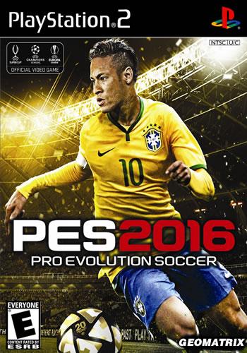 PES 2016 PS2