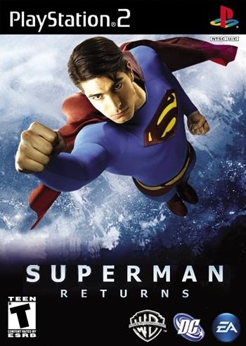 Прохождение Игры Superman Returns