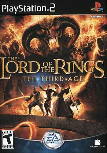Codigos The Lord of the Rings: The Third Age Ps2_thelordringsthirdage