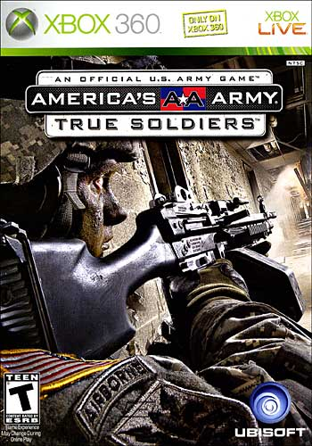 America's Army: True Soldiers (Xbox360)