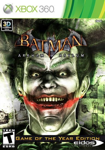 Batman: Arkham Asylum - Game of the Year (Xbox360)