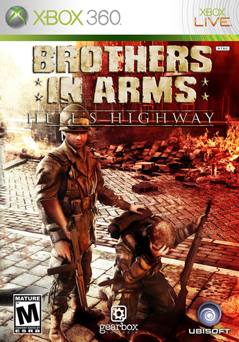 Brothers in Arms: Hell's Highway (Xbox360)