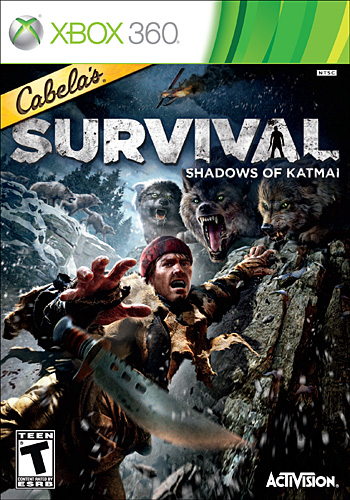 Cabela's Survival: Shadows of Katmai (Xbox360)