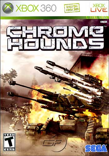 Chromehounds (Xbox360)