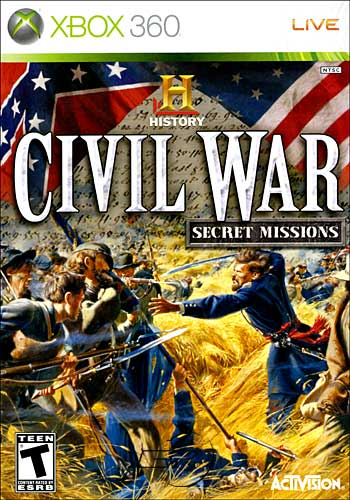 Civil War: Secret Missions (Xbox360)