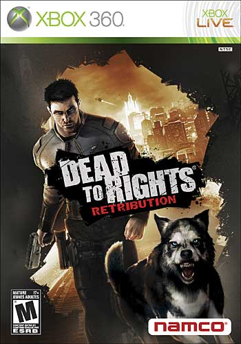 Dead to Rights: Retribution (Xbox360)