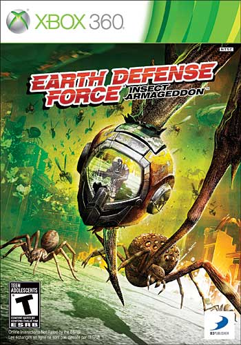 Earth Defense Force: Insect Armageddon (Xbox360)