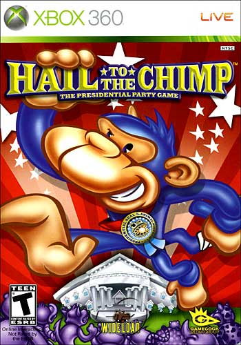Hail to the Chimp (Xbox360)