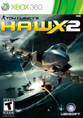 Tom Clancys H.A.W.X. 2 (Xbox360/RUS) .