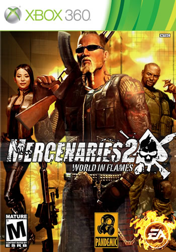 Mercenaries 2: World in Flames (Xbox360)
