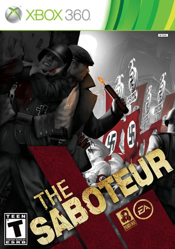The Saboteur (Xbox360)