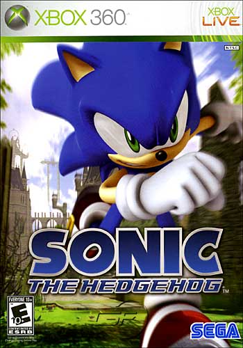 Sonic: The Hedgehog (Xbox360)