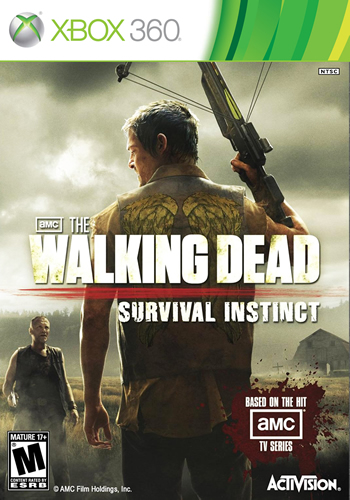 The Walking Dead: Survival Instinct (Xbox360)