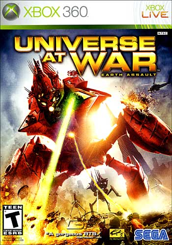 Universe at War: Earth Assault (Xbox360)
