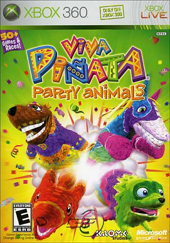 Viva Piñata: Party Animals (Xbox360)