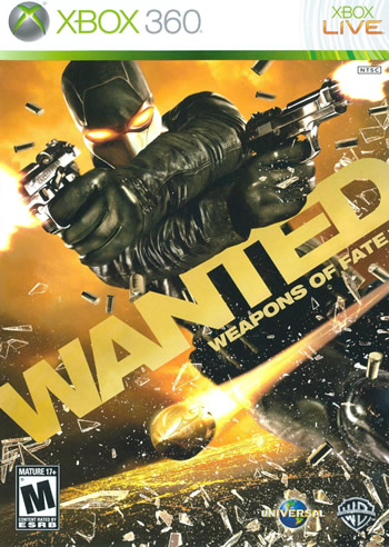 Wanted: Weapons of Fate (Xbox360)
